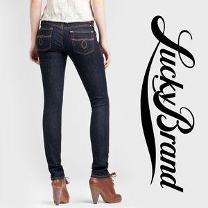 "LUCKY BRAND | ""Lola"" Skinny Jeans"